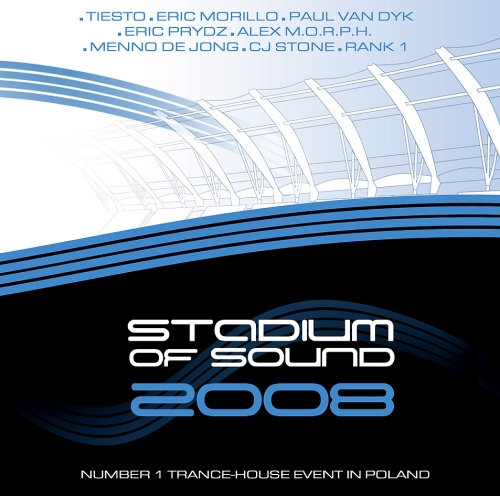 VA - Stadium Of Sound 2008-2CD